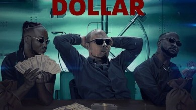 Photo of B-Red Ft Davido & Peruzzi – Dollar (Prod By Magic Boi)