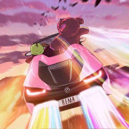 Rema - Rainbow Lyrics