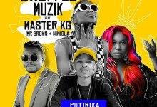 Photo of Shuffle Muzik Ft Niniola x Master KG x Mr Brown – Putirika