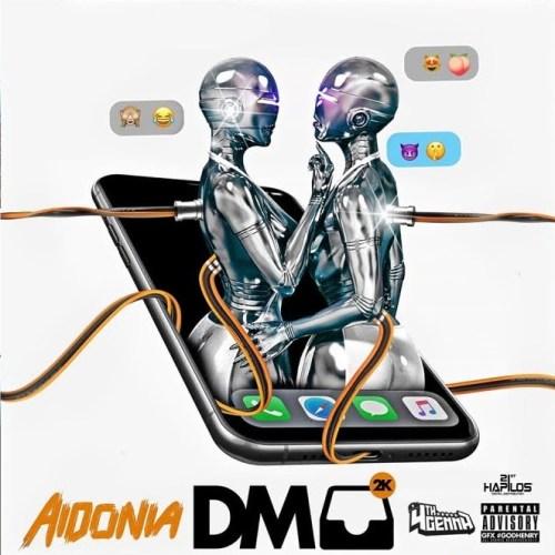 Aidonia – DM (Prod By 4th Genna Music)