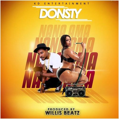 Donsty - Nana Ama (Prod By Willisbeatz)