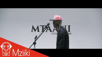 Photo of King Kaka Ft Frida Amani – Mtaani Lyrics