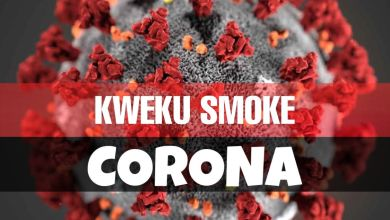 Photo of Kweku Smoke – Corona (Prod. By Atown Tsb)