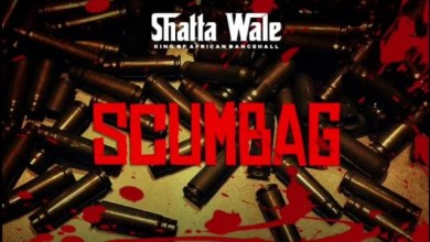 Photo of Shatta Wale – Scumbag (Prod By Ridwan)