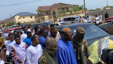 Photo of Why Soldiers who escorted Medikal to His Engagement Ceremony were arrested – Military PRO speaks