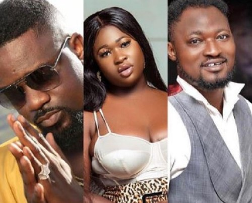 Beef season These Ghanaian celebrities are at each other's throat