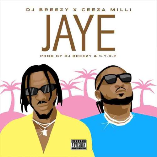 DJ Breezy Ft Ceeza Milli – Jaye (Prod By DJ Breezy)