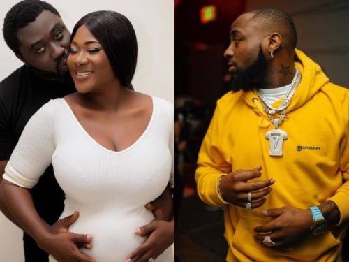 Davido Calls Out Nollywood Actress, Mercy Johnson & Her Husband, Says They Are Wicked People