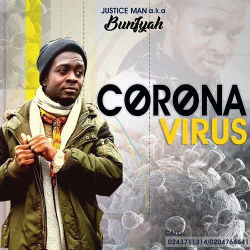 Justice Man - Corona Virus