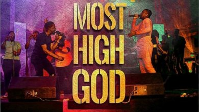 Photo of Preye Odede Ft Joe Mettle – Most High God