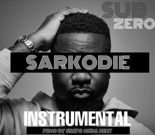 Sarkodie - Sub Zero (InstruMental) (Prod By Simps OnDa Beat)