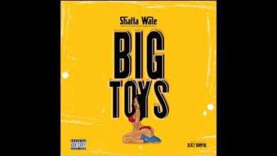 Photo of Shatta Wale – Big Toys (Prod By Beatz Vampire)