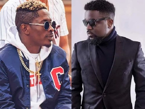 Shatta Wale - You're wrong to think I'm beefing my friend Sarkodie