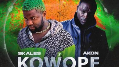 Photo of Skales Ft Akon – Kowope (Prod. By Rvge)