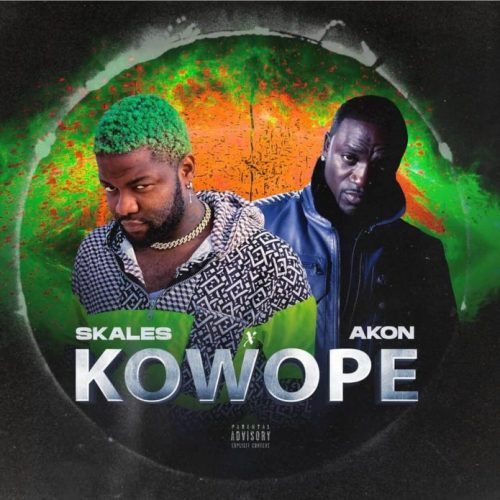 Skales Ft Akon – Kowope (Prod. By Rvge)