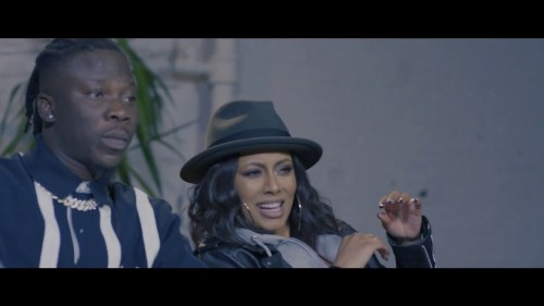 Stonebwoy - Nominate Ft Keri Hilson (Official Video)