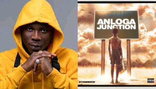 Stonebwoy tells it all about latest album 'Anloga Junction'