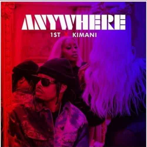 Victoria Kimani Ft FKI 1st – Anywhere