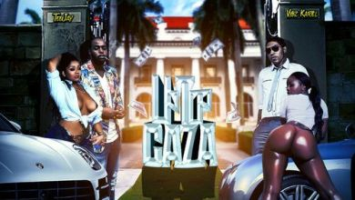 Photo of Vybz Kartel x Teejay – Uptop Gaza (Prod By Shabdon Records)
