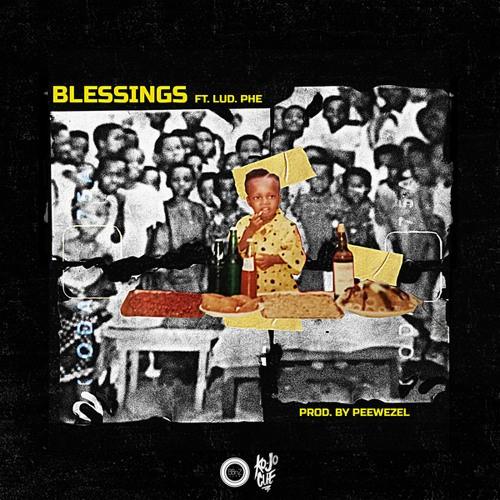 Ko-Jo Cue – Blessings Ft Lud Phe