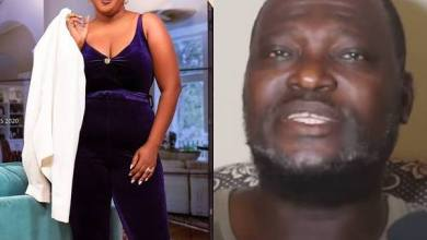 Photo of Nana Ama Mcbrown possesses 'satanic spirit' – Bernard Nyarko's brother punches (VIDEO)