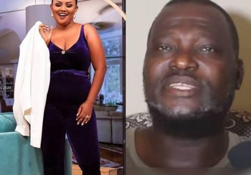 Nana Ama Mcbrown possesses 'satanic spirit' - Bernard Nyarko's brother