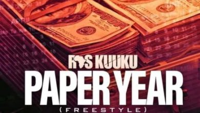 Photo of Ras Kuuku – Paper Year (Freestyle)