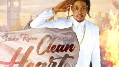 Photo of Sikka Rymes – Clean Heart (English Fire Riddim)