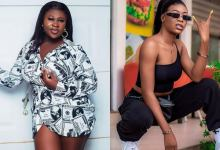 Photo of Video : Sister Afia and Freda Rhymz's beef gets physical