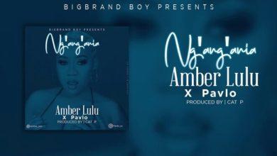 Photo of Amber lulu Ft Pavlo – Ng'ang'ania