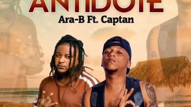 Ara-B - Antidote Ft Captan