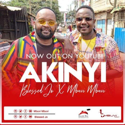 Blessed Jo Ft Mbuvi – Akinyi