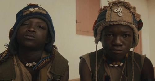 I started smoking 'wee' before age 14 – Strika of Beasts of No Nation