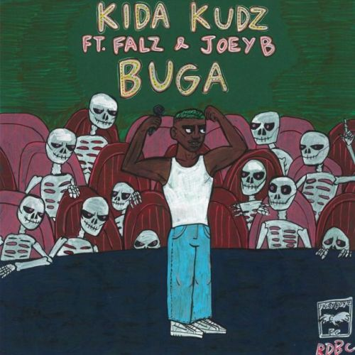 Kida Kudz – Buga Ft Falz x Joey B