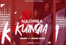 Photo of Snura Ft. Msaga Sumu – Naomba Kuingia