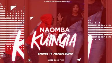 Photo of Snura Ft. Msaga Sumu – Naomba Kuingia
