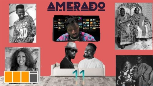 Amerado – Yeete Nsem (Episode 11) Ft. Teacher Kwadwo