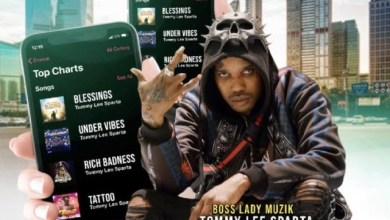Photo of Tommy Lee Sparta – Hot Topic