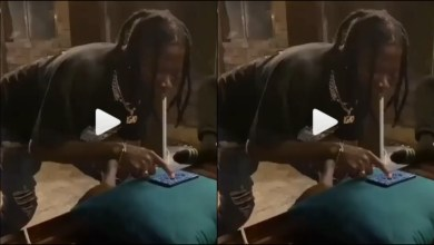 Photo of Bhim Boss Stonebwoy Seen Showing Off His DJing Skills Breaks The Internet (Video)