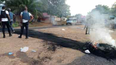 Photo of Major Roads To Volta Region Blocked By Western Togoland group – Video Here