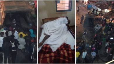 Photo of Police Man Gets His Manh**d Stuck While Eating Someone's Wife In A Coded Hotel