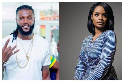 Reasons Why I Dumped Emmanuel Adebayor - Dillish Mattews Speaks Out