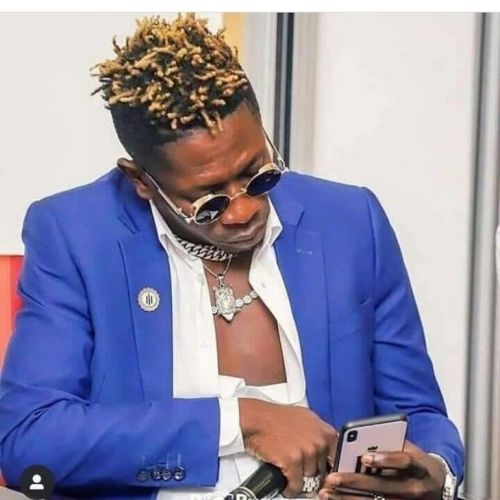 Shatta Wale – Automatically (Prod. By Paq)