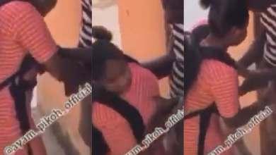 Student Seen Eating N Chopping Teacher In A Strange Way (Video Here)