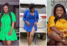 Photo of Tracey Boakye – Ghanaian's Should Reward Me For Reducing Unemployment (Video Here)