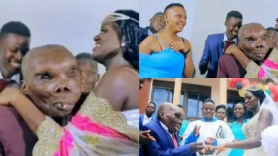 Photo of Trending World's Ugliest Man' marries a third wife in a beautiful wedding ceremony in Uganda (Read Here)
