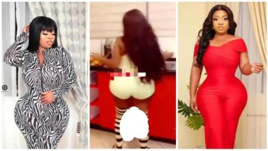 Photo of Moesha Boduong Seduces Fans With New Saxy tw£rking To Beat Hajia Bintu – Video