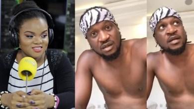 "Paul Okoye Shades By Sandra Ezekwesili For Making Shirtless Video Condemning SARS (""Male Privilege"") - Video"