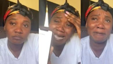 Photo of US Based Ghanaiana Woman Who Threw Her Husband Out Finally Tells Her Story – Video