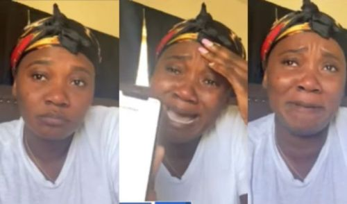 US Based Ghanaiana Woman Who Threw Her Husband Out Finally Tells Her Story - Video
